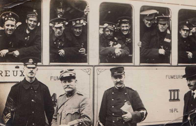 1914-1918 War: Centenary