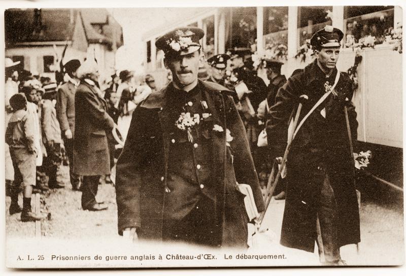 Sergeant William McGilvray, London Scottish Regiment.